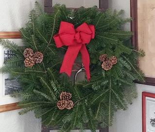 Nevins Wreath