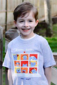 Zoom Sesh Child's T-Shirt